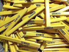 10x Marked/Damaged/Seconds/Reject DeWALT Carpenters Pencils