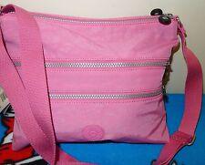 KIPLING  Medium  Handbag Shoulder Crossbody Bag  Pink NEW NWT