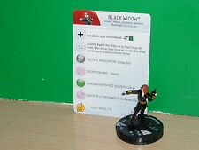 HEROCLIX MARVEL Avengers Assemble - Black Widow 001