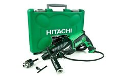NEU HITACHI DH 26PC SDS-PLUS BOHRHAMMER 830W + 13mm SDS-PLUS ADAPTER 3TLG