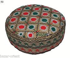 orientalisch afghan kissen Meditationskissen Yogakissen Sitzkissen suzani Nr-47