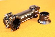 """Ritchey Ahead Vorbau Stem 1 1/8"""" 31,8 mm 110 mm MTB Mountainbike Schwarz Black"""