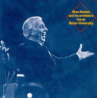 Stan Kenton : Live at Butler University CD (2015) ***NEW*** Fast and FREE P & P