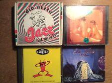 Die Ärzte [4 CD Alben] Bestie + Le Frisur + Jazz ist anders + LIVE Nach Uns ...