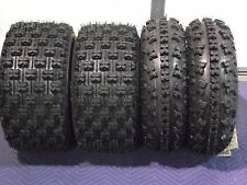 ARCTIC CAT DVX 400 QUADKING SPORT ATV TIRES ( ALL 4 TIRES ) 21X7-10 , 20X10-9