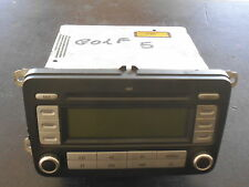 AUTORADIO STEREO CD MP3 VOLKSWAGEN GOLF 5