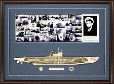 U-995 VII-C/41 U-Boat Museum Quality Wood Cutaway Submarine LIMITED EDITION