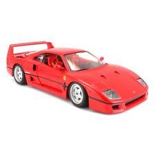 Bburago 1:18 Ferrari F40 Collectable Diecast Steel Model Supercar Car
