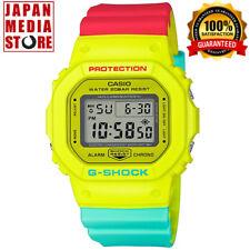 CASIO G-SHOCK DW-5600CMA-9JF Breezy Rasta Color Limited Edition DW-5600CMA-9