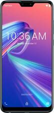 "Asus ZenFone Max ProM2 (Blue,64GB)4GB RAM 6.26"" 12MP+5MP Camera Googleplay Store"
