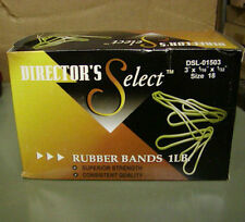RUBBER BANDS 1 POUND