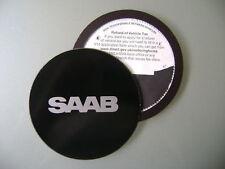 Magnetic Tax disc holder fits any saab    silva