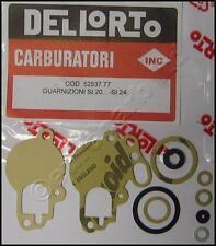 Véritable DELLORTO si 17-24mm joint set direct from dell' orto UK VESPA 52537