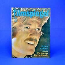 DDR ▶ Filmspiegel 2/1981 Robert Redford Clark Gable