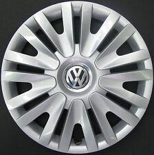 """4 Copricerchi Coppe Ruota VW POLO 2009 in poi 15"""""""