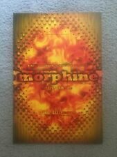 Morphine original Fillmore Concert Poster F192 1995 Rex Ray