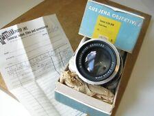 Carl Zeiss Jena 135mm Sonnar f/4 Lens in Exakta Mount  **READ**