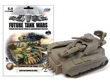 Bronekorpus T-600 ASSAULT BATTLE TANK 1/48 (Tehnolog, ABS plastic)