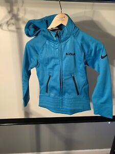Youth Lebron Zip Up Therma-Fit Hoodie Size XS