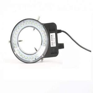 Adjustable Universal LED Ring Light For Photography - Black