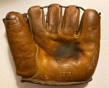 Vintage 1940's George Kell J C Higgins Glove Detroit Tigers