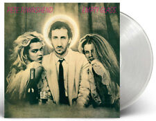 PETE TOWNSHEND - EMPTY GLASS, 2017 EU REMASTERED 180G CLEAR vinyl LP, SEALED!