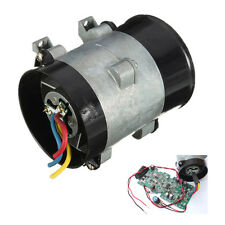 DC 12V Three Phase Inner Rotor Brushless Motor For Turbo Blower Ducted Fan 24A