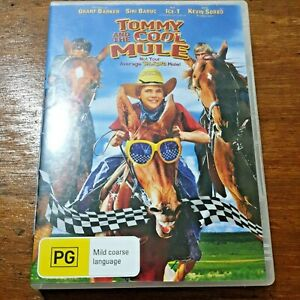 Tommy and the Cool Mule DVD R4 – FREE POST