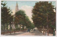 Wales postcard - Walter Road, Swansea (A450)