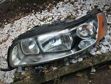 05-09 VOLVO S60 LEFT HEADLIGHT DRIVER SIDE 2006 2007 2008 2009 HALOGEN 06 07 08