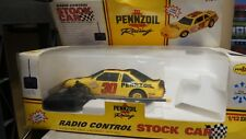 PENNZOIL RACING 1/12 RADIO CONTROL STOCK CAR NO 30 UNTESTED IN BOX