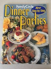 Family Circle Dinner Parties Cook Book
