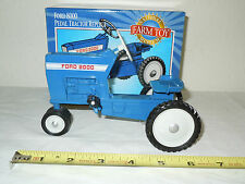 Ford 8000 Pedal Tractor  National Farm Toy Museum Edition    By Ertl