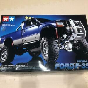 Tamiya 58372 Ford F350 High-Lift Truck Assembly Kit 1/10 Electric RC Ford Japan