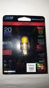 Feit Electric LED Landscape Lighting Soft White Wedge Base 15000 HRS 13 YRS *EL*