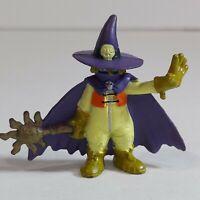 "2000 Digimon Digital Monsters 1.5"" Wizardmon Wizarmon Mini PVC Figure Bandai"