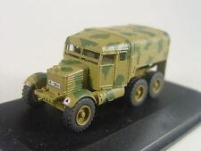 Scammel Artillery Tractor - LKW Oxford Mod.1:76  - 201475 #E