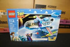 NEW Sealed Box! LEGO 7593 Toy Story Buzz's Star Command Spaceship FREE Priority