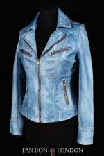 Abrigos y chaquetas de mujer de color principal azul vaquero