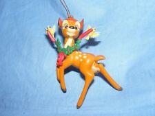 Disney Grolier Bambi Christmas Decoration