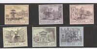 POSTE VATICANE 1978 Anno europeo del patrimonio GOMMA INTEGRI NUOVI ** MNH
