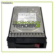 584786-001 HP 2TB 3G SATA 7.2K RPM 3.5' Hard Drive 508040-001 507632-B21 0-Hours