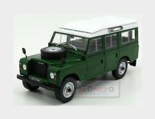 Land Rover Land 109 Iii Series Station Wagon 1972 WHITEBOX 1:24 WB124033