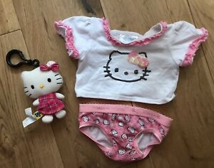Build A Bear Hello Kitty Clothes