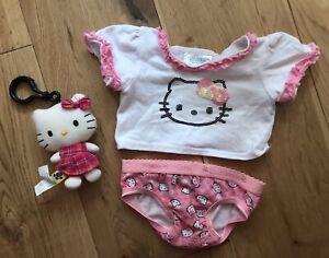 Build A Bear Hello Kitty Clothes