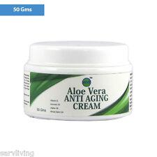 Sarv Aloe Vera Anti Aging Cream - 50 Gms + Aloe Vera Extract + Vitamin E