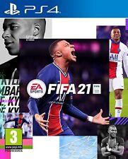 Videogioco PS4 FIFA 21 EA SPORTS Italiano Nuovo Originale per Sony PlayStation 4