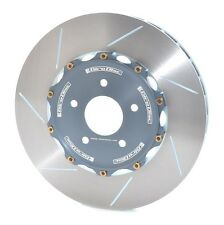 Girodisc Front Slotted 2pc Rotor Set for EVO X A1-047