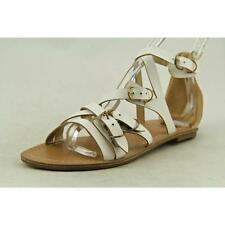 Sandalias y chanclas de mujer planos G by GUESS color principal blanco