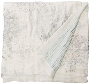 Aden + Anais SILKY SOFT DREAM BLANKET - METALLIC SKYLIGHT Baby Bedding BNIP